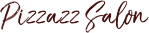 Pizzazz Beauty Salon Logo
